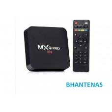 Tv Box MXQ 4K Android 8.1 4Gb RAM + 32Gb