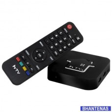 HTV 5 Ultra HD 4K LAN/Wi Fi/Bluetooth - Preto
