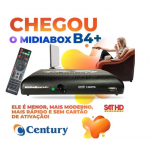 Midiabox B4+ Hd Digital Century